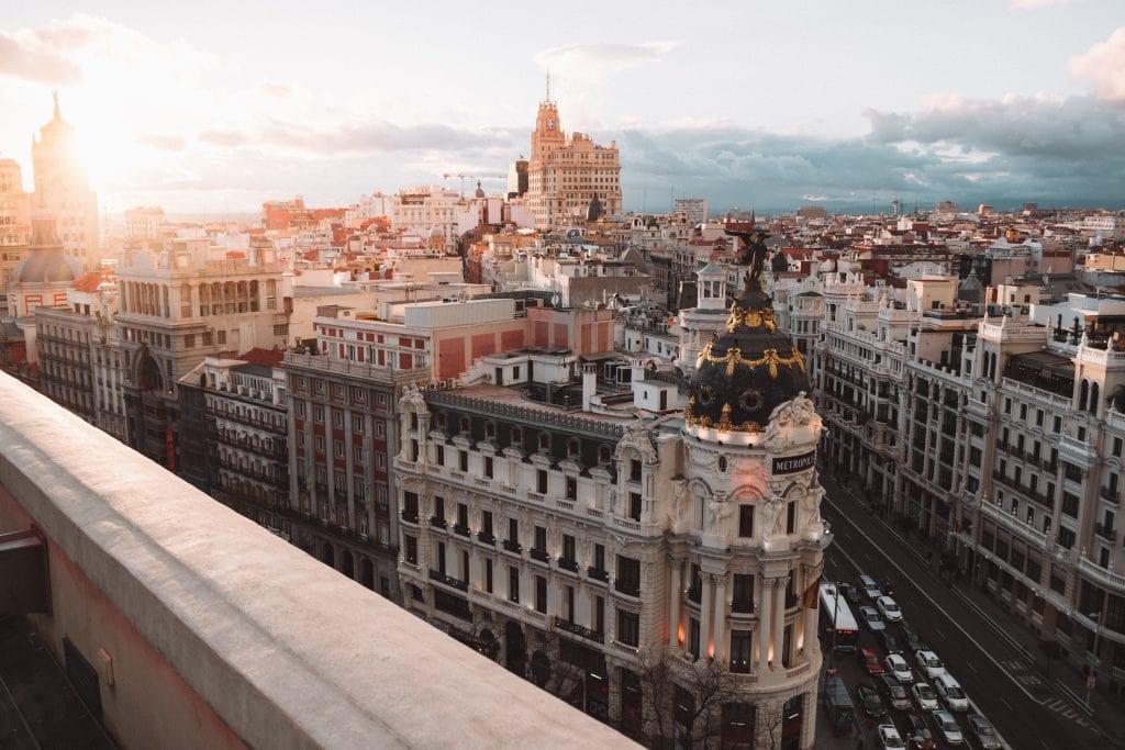 Madrid - anuncios del mundo